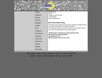imc-companies.com screenshot