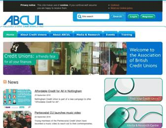 abcul.org screenshot