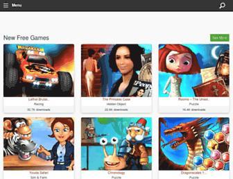 Thumbshot of Gameteam.com