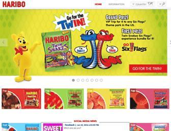 Thumbshot of Haribo.com