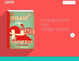 Thumbshot of Jukepopserials.com