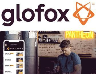 glofox.com screenshot
