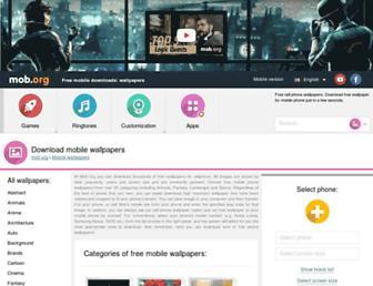 wallpaper.mob.org screenshot