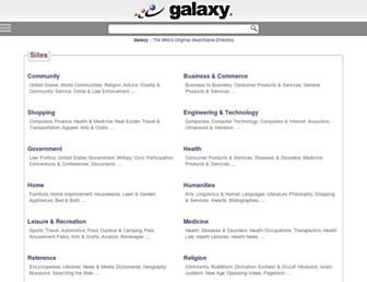 Main page screenshot of einet.net