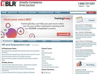 blr.com screenshot