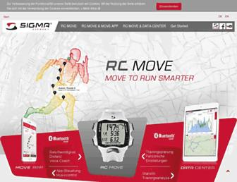 sigma-rc-move.com screenshot