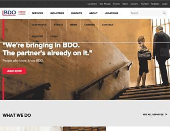 Thumbshot of Bdo.com