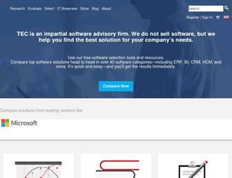 www3.technologyevaluation.com screenshot
