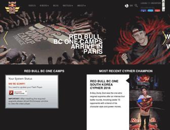Thumbshot of Redbullbcone.com