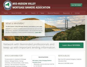 mhvmba.com screenshot