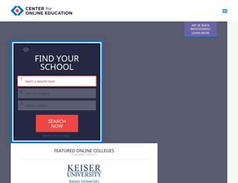 Thumbshot of Onlinecolleges.net