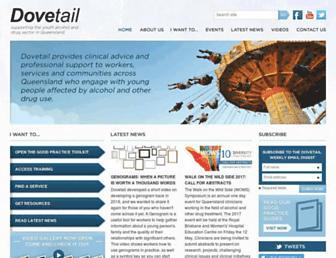 dovetail.org.au screenshot