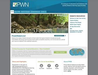 Screenshot for pwnet.org