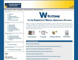 ctdssmap.com screenshot