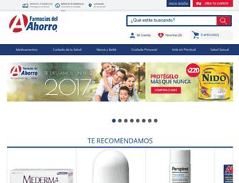 fahorro.com screenshot