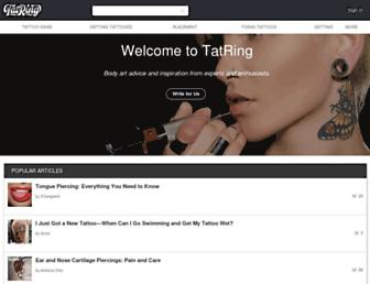tatring.com screenshot