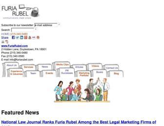 furiarubel.com screenshot