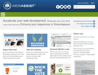 Thumbshot of Webassist.com