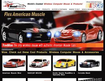 roadmice.com screenshot