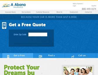 a-abana.com screenshot
