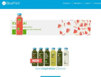 Thumbshot of Blueprintcleanse.com