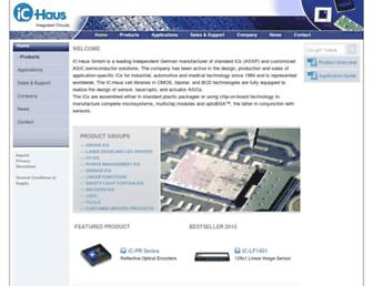 ichaus.de screenshot