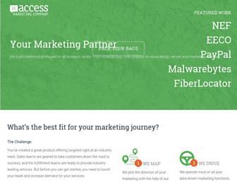 accessmarketingcompany.com screenshot