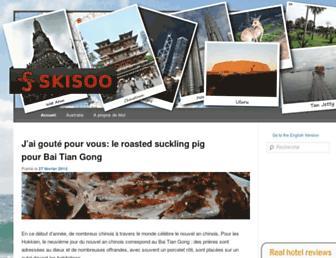 skisoo.com screenshot
