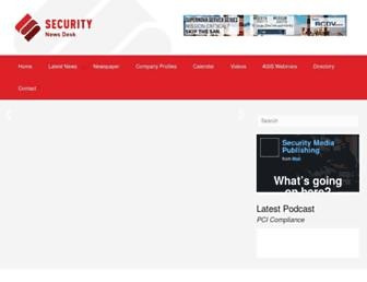 securitynewsdesk.com screenshot