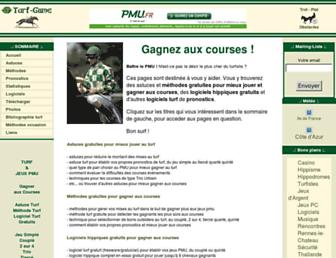turfgame.free.fr screenshot