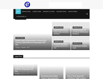 yourtechnocrat.com screenshot