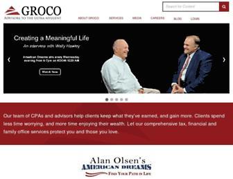 groco.com screenshot