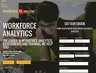 predictivesuccess.com screenshot