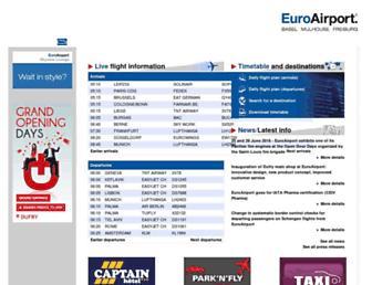 Thumbshot of Euroairport.com