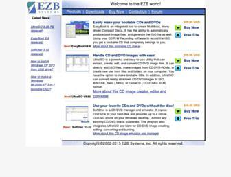 Thumbshot of Ezbsystems.com