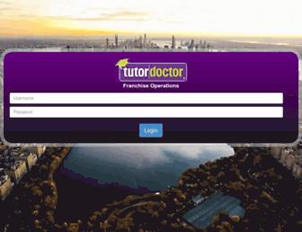bigapple.tutordoctor.com screenshot