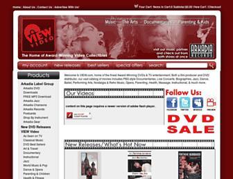 view.com screenshot