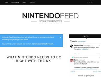 Thumbshot of Nintendofeed.com
