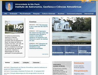 ftp.iag.usp.br screenshot