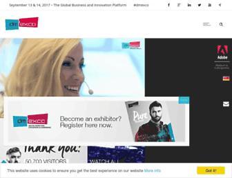 dmexco.com screenshot