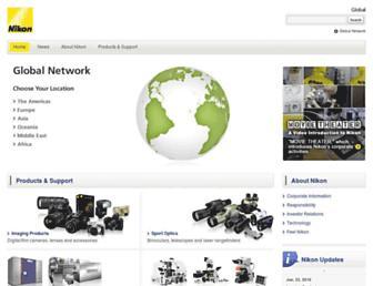 Thumbshot of Nikon.com