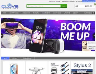 Thumbshot of Clove.co.uk