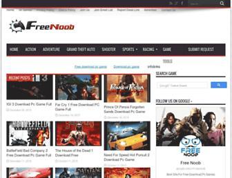 freenoob.com screenshot