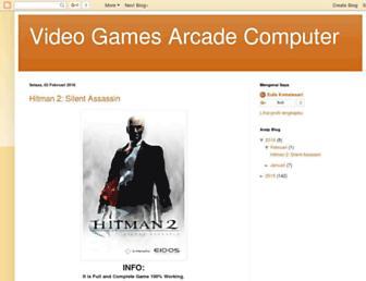gamearcadecomputer.blogspot.com screenshot