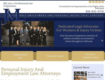jmllaw.com screenshot