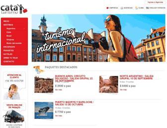 Thumbshot of Cataturismo.com