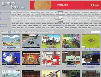 Thumbshot of Gamesbox.com