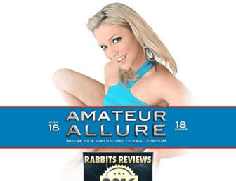 Thumbshot of Amateurallure.com