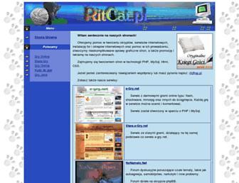 Thumbshot of Ritcat.pl