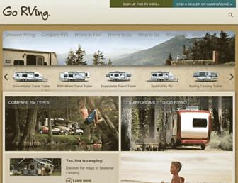 gorving.com screenshot
